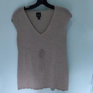 Eileen Fisher Knit Sleeveless Tunic